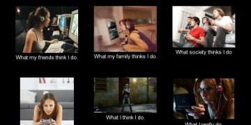 girl gamer, true story