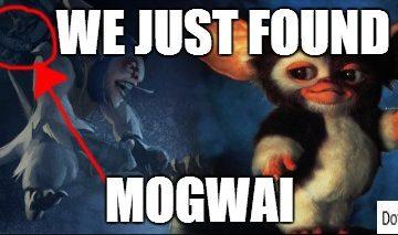 we just found Mogwai