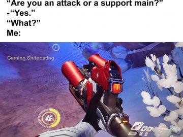 are you an attack or support main?