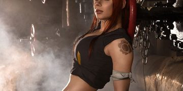 brigitte cosplay anastasya