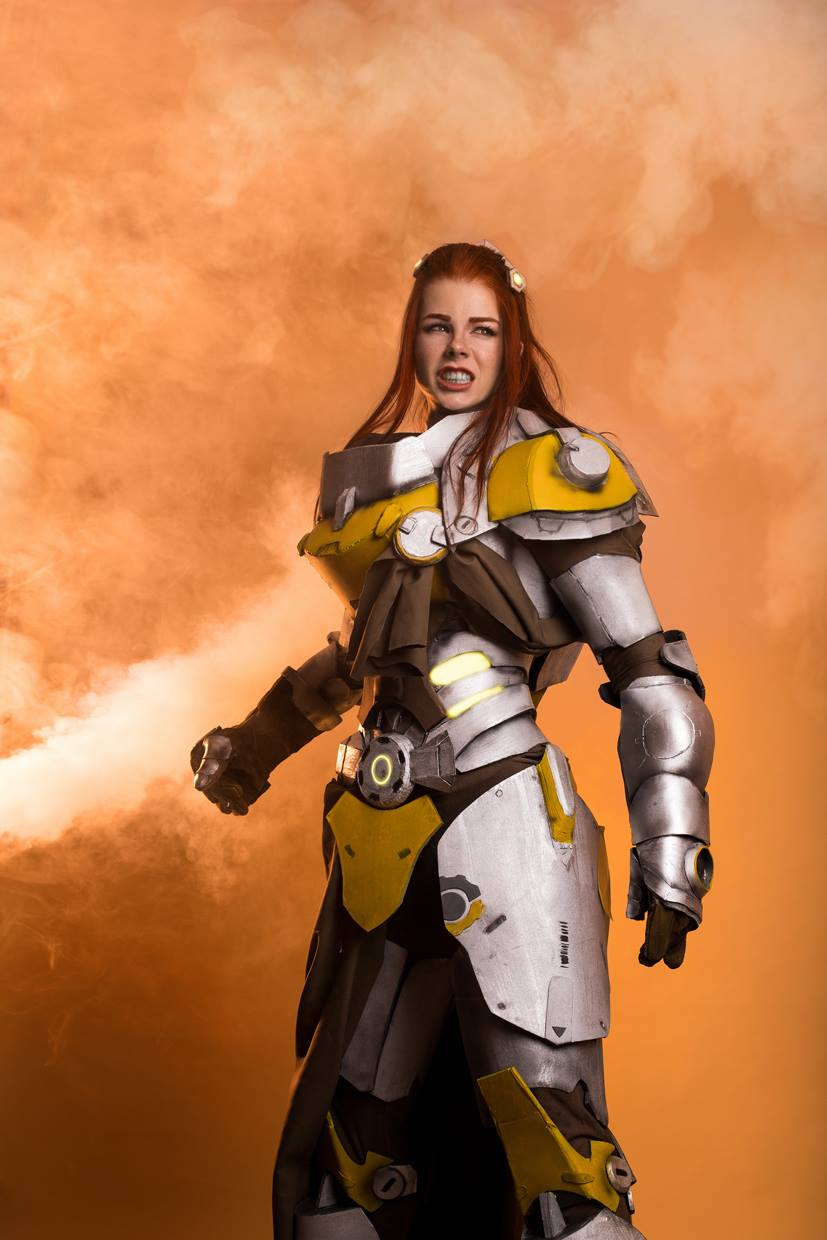 Brigitte Cosplay Anastasya Zelenova full photo