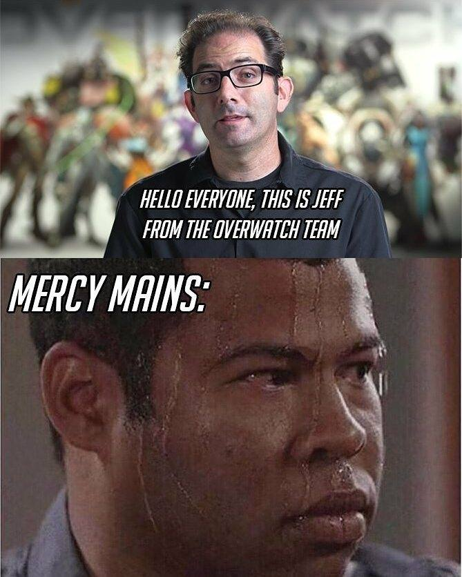 All Mercy Mains