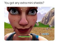 you got any extra mini shields?